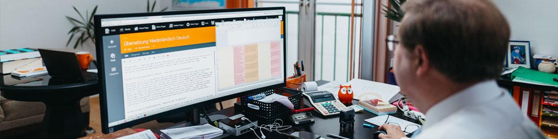 RecogSense® – Website-Übersetzungen für Online-Marketing-Agenturen