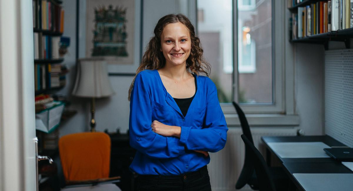 Alexandra Temper, BA