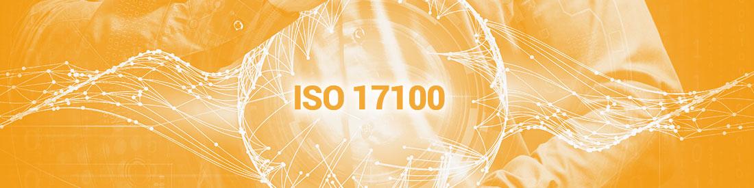 Qualité certifiée selon ISO 17100